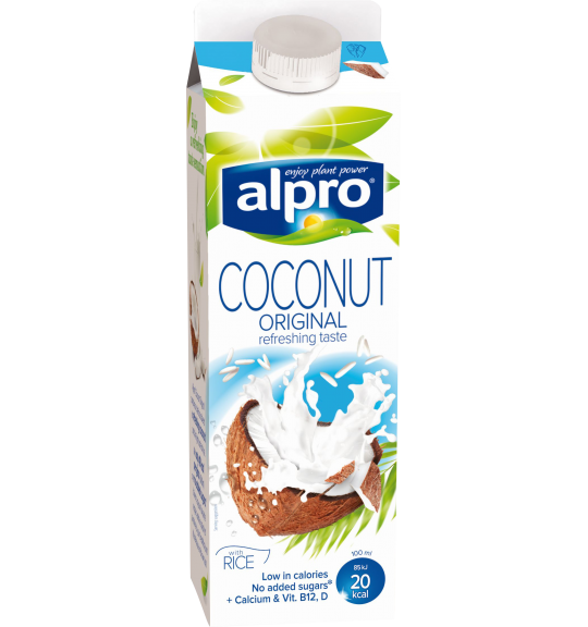Alpro Coconut Original Fresh