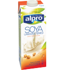 Product packaging of Unsweetened