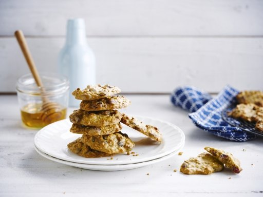 Soft Oat cookies