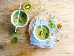 The go soya green smoothie