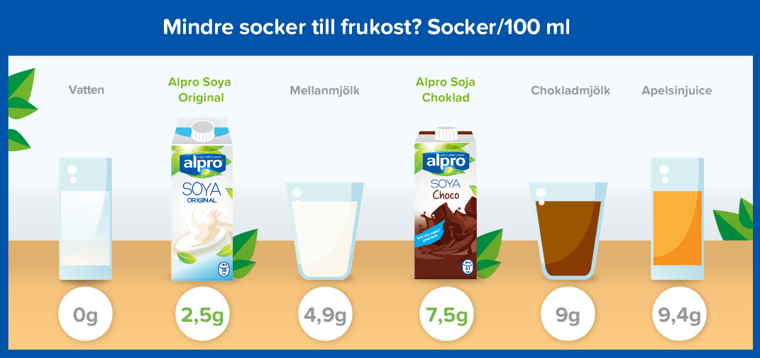 hur mycket socker per dag