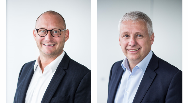 Bernard Deryckere, Alpro CEO, passes the leadership baton to Sven Lamote