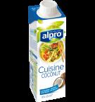 Embalagem do produto Alpro Alternativa às Natas Culinárias, à base de Coco
