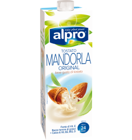 Bevanda alla Mandorla Alpro