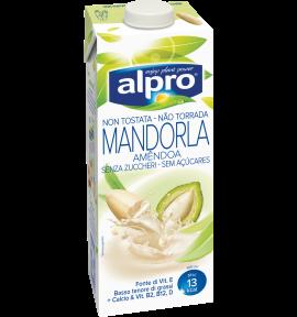 Bevanda alla Mandorla non tostata, senza zucchero