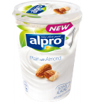 Product packaging of Plain with Almond