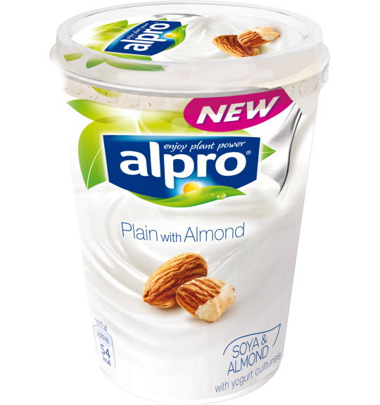 Alpro Plain with Almond