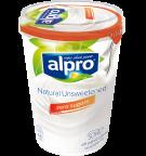 produktemballage til Alpro Naturel Usødet