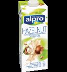 Tuotepakkaus Alpro Hasselpähkinäjuoma UHT