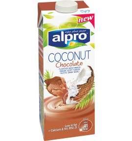 Alpro băutură din cocos cu aromă de ciocolată
