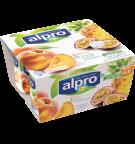 L'emballage du produit  Pêche & Ananas avec Fruits de la passion