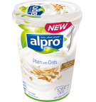 Alpro Plain with Oats