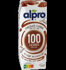 Product verpakking van Choco 100 kcal
