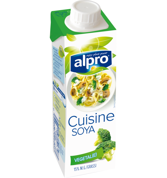 Embalagem do produto Alpro Alternativa às Natas Culinárias