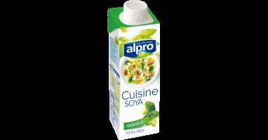 Alternativa vegetale alla panna piccolo cuisine alla for Alpro soya cuisine