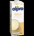 Product packaging of Soya Vanilla