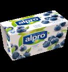 Confezione di Alpro ai Mirtilli