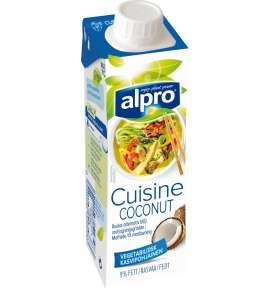 Alpro Alternativ til Matfløte med Kokos