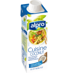 produktemballage til Alpro Kokos Cuisine