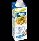 Produktförpackning av Alpro Kokosgrädde