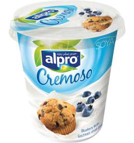 Cremoso Blueberry Muffin