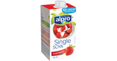 Alpro plant based cream alternative small soya for Alpro soya cuisine