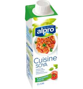 Alpro produkt sojowy do gotowania 250 ml