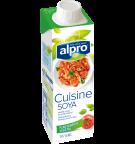 L'emballage du produit Soya Cuisine