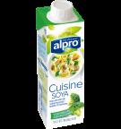 Produktförpackning av Alpro Soya Alternativ Matlagningsgrädde
