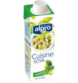 Κρέμα μαγειρικής σόγιας Alpro
