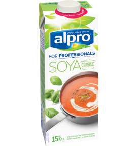 Alpro Soya Cuisine 'For Professionals'