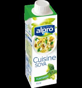 balenie produktu Alpro sójová alternativa smetany na vaření