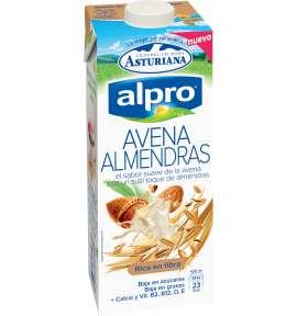 Avena Almendras