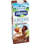 Almendras sabor chocolate