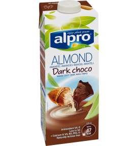 Alpro Mandeldrik Mørk Choko