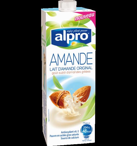 L'emballage du produit  Amande Original