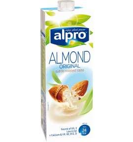 Напиток Alpro Миндальный