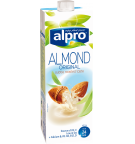 Product packaging of Almond drink