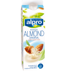 Product packaging of Alpro Almond Original Chilled