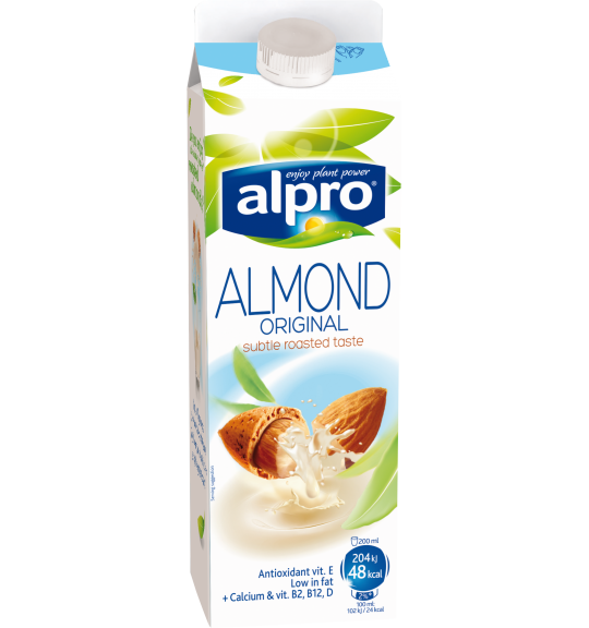 Alpro Almond Original Fresh