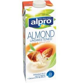 حليب اللوز ألبرو غير المحلى