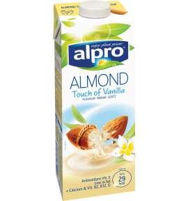 Alpro băutură din migdale cu aromă de vanilie