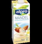 Mandeldrink mit feinem Vanille Geschmack