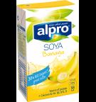 Obal  [product] Alpro Sójový Nápoj Banánový