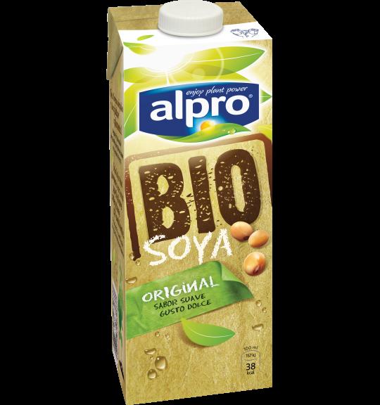 Confezione di Bevanda alla Soia Alpro Bio
