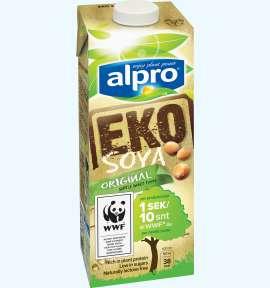 Alpro Soya Original Eko