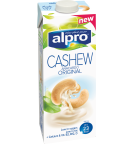Tuotepakkaus Alpro Cashew Original