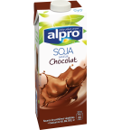 L'emballage du produit  Soja saveur Chocolat