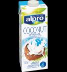 Produktförpackning av Alpro Kokosnöt Original