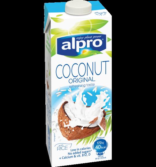 Embalagem do produto Alpro Bebida de Coco